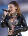 Shania Twain on concert