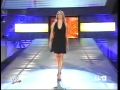 Stephanie McMahon on the catwalk