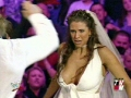 Stephanie McMahon WWF wedding