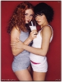 TATU posing hot together