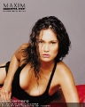 Tia Carrere posing for Maxim