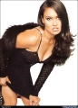 Tia Carrere wearing amazingly hot dress with outstanding neckline