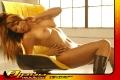 Traci Bingham posing nude