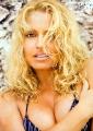 Trish Stratus exposing her hot neckline