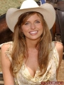 Trishelle Cannatella in cowboy hat