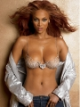 Tyra Banks wearing stunning bra