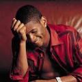 Usher posing hot