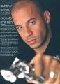 Vin Diesel posing hot