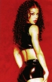 Heather Hunter wearing hot lingerie