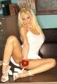 Carmen Luvana spreading legs
