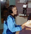 Heather Hunter in the radio