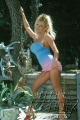 Jill Kelly in hot skirt