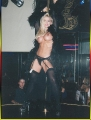 Amber Lynn as a go go dancer