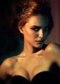 Natalie Portman showing sexy neckline