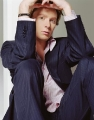 Clay Aiken posing hot
