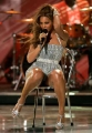 Beyonce Knowles on concert