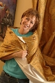 Paige Davis smiling