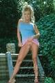 Jill Kelly showing pussy