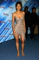 Halle Berry in transparent dress